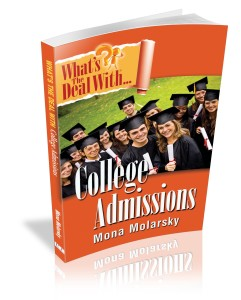 What's the Deal with College Admissions?